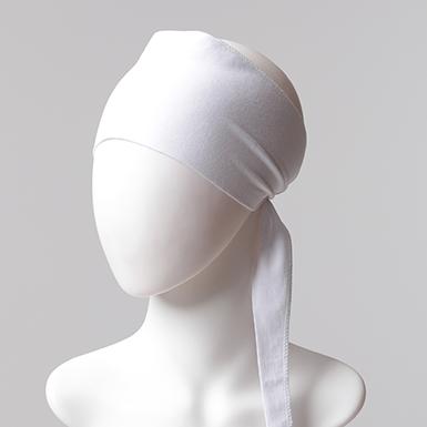 ipekistanbul - Düz Bandana Bone - Beyaz