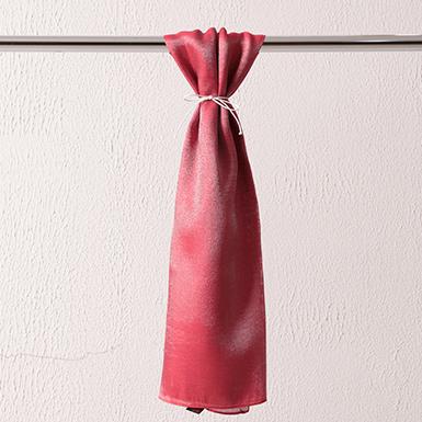 ipekistanbul - Elegance Simli Şal - Kırmızı