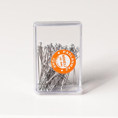 ipekistanbul - Eşarp İğnesi - Gümüş