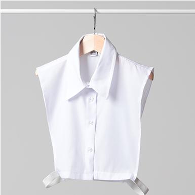 ipekistanbul - Gömlek Yaka Matik - Beyaz