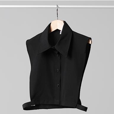 ipekistanbul - Gömlek Yaka Matik - Siyah