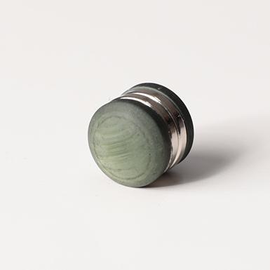 ipekistanbul - Mıknatıslı Eşarp Klipsi - Mat - Haki Yeşili