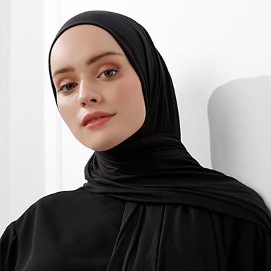 ipekistanbul - Penye Şal - Siyah